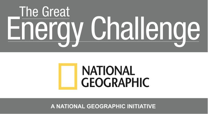 NatGeo Great Energy Challenge